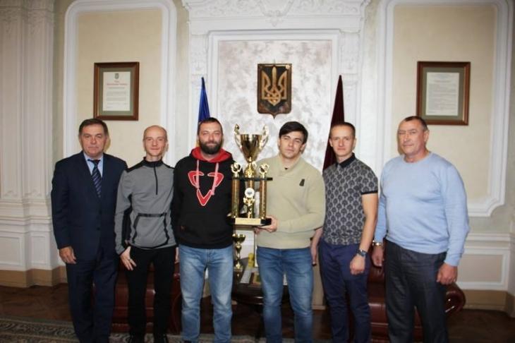 Команда франківського вишу здобула перемогу на міжнародних змаганнях зі спортивного пейнтболу (фотофакт)