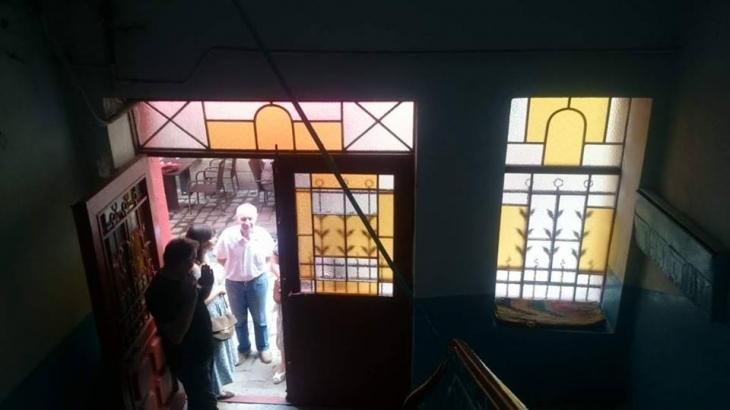 Сліди історії: у Франківську презентували двоє відреставрованих дверей початку минулого століття. ФОТО 6