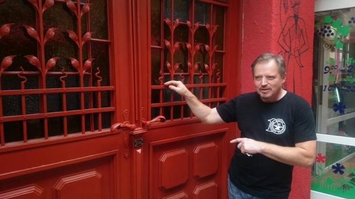 Сліди історії: у Франківську презентували двоє відреставрованих дверей початку минулого століття. ФОТО 2