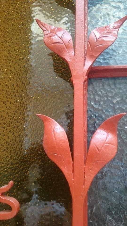 Сліди історії: у Франківську презентували двоє відреставрованих дверей початку минулого століття. ФОТО 4