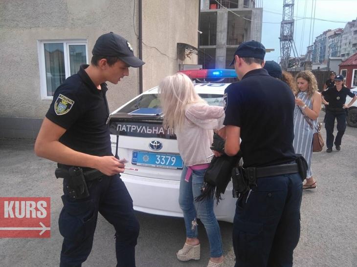Франківчанка Тетяна Михайлова, якзбила трьох людей нешкодує, що«переїхала селфіка»
