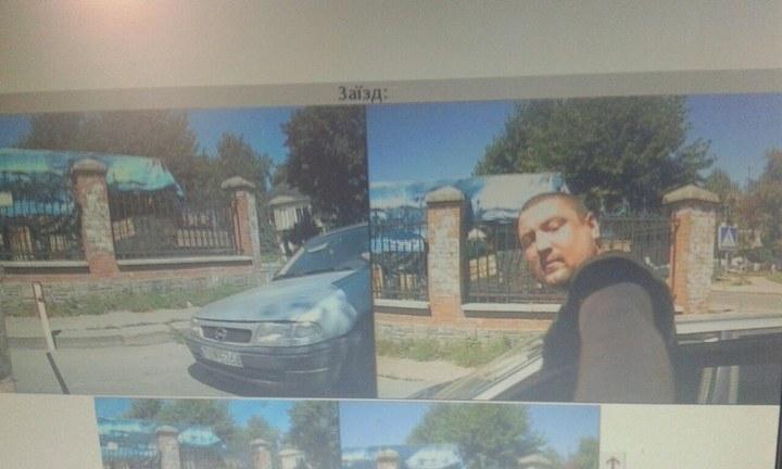 У середмісті Івано-Франківська розстріляли автомобіль – потерпілого госпіталізували, стрільця шукає поліція. ФОТО, ВІДЕО 2