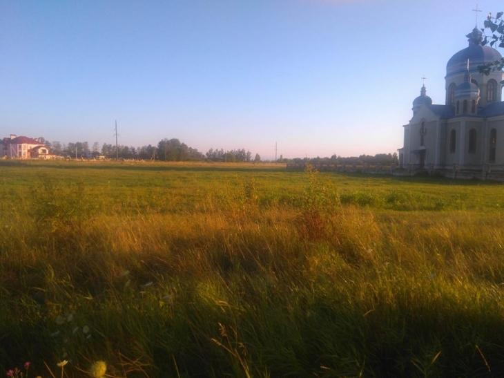 Спірна земельна ділянка - 3 га, які таємно роздерибанила сільська рада Драгомирчан