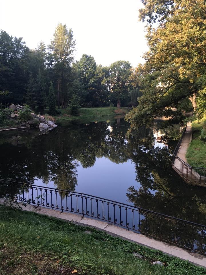 """Результат пошуку зображень за запитом """"Комунальники взялися комплексно чистити каскад озер в парку Шевченка"""""""