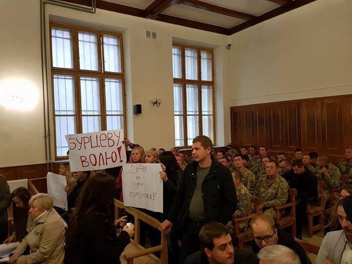 Справа про прорив Саакашвілі: підозрюваний знепритомнів під час судового засідання