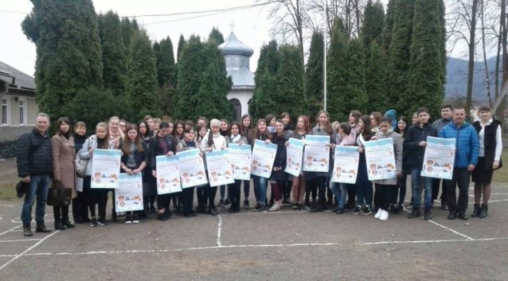 В школах Косівщини збиратимуть корм для безпритульних тварин 1