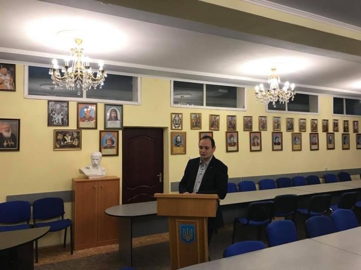 Мер Франківська став магістром права – тепер мріє стати суддею