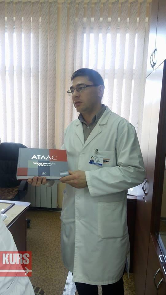 У Франківську студентів-медиків навчатимуть робити розтини за допомогою телемедицини. ФОТО 1