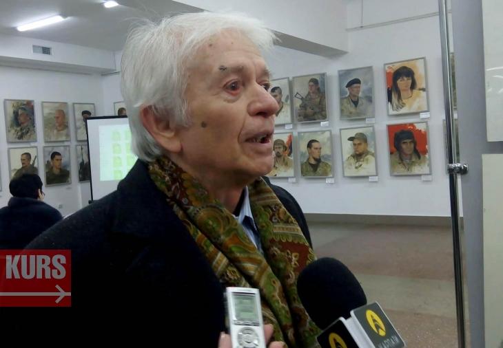 У Франківську презентували збірку статей і спогадів про Опанаса Заливаху 1