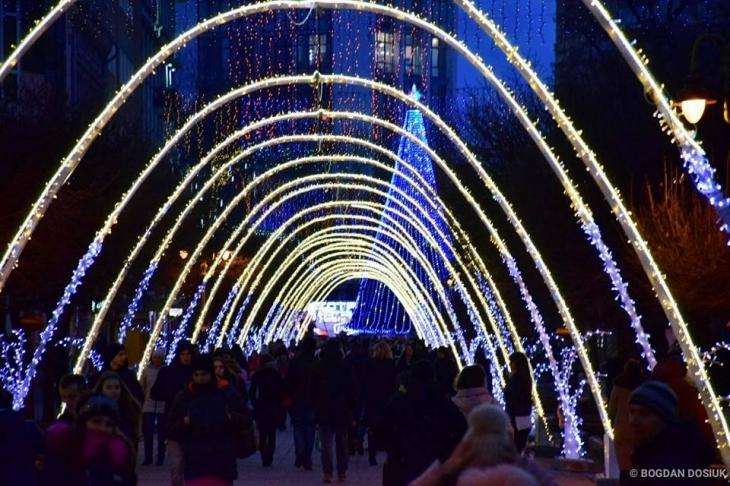 Столиця Карпат: у 2018 році Івано-Франківськ відвідали понад 1 мільйон туристів