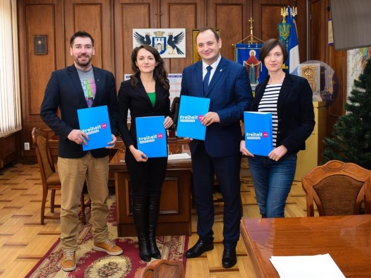Франківськ виграв конкурс на впровадження інноваційного проекту