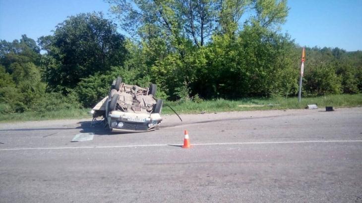 У Тлумацькому районі трапилася ДТП, є жертви