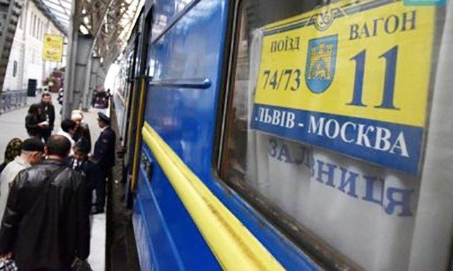 Скільки «Укрзалізниця» заробили напасажирських перевезеннях зРосією: оприлюднено суму