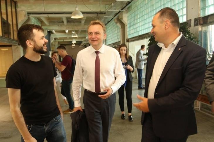 Франківськ ніколи не буде Львовом: Марцінків і Садовий про комфортне місто майбутнього 4