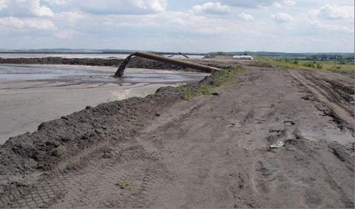 Бурштинська ТЕС хоче підняти золовідвали на два яруси – люди бояться отруєння води і пилових бур
