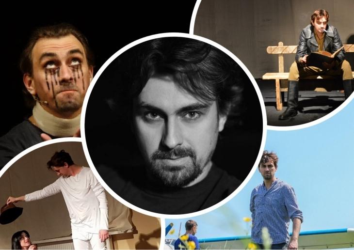 П'ятеро франківських артистів – у ТОП-20 найчарівніших молодих акторів України 4