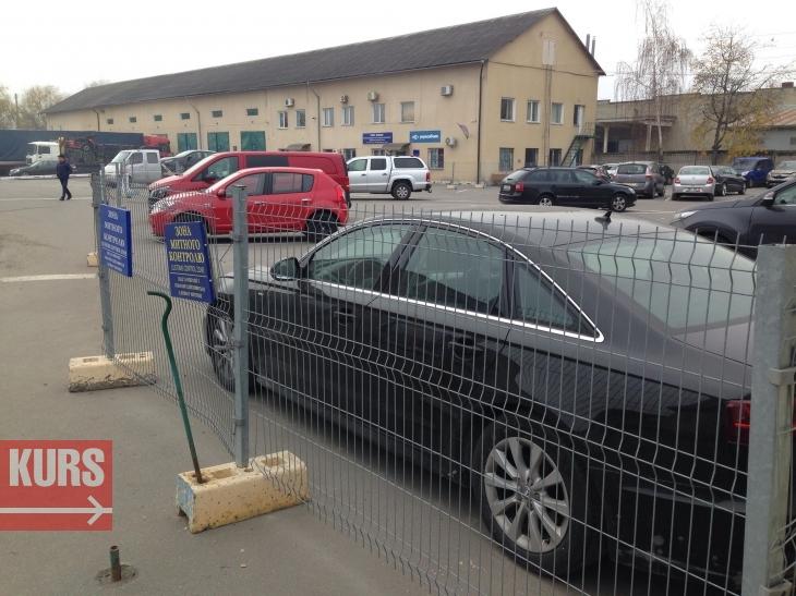 У Франківську автомобілісти заблокували митницю і палять шини. ФОТО, ВІДЕО. ОНОВЛЕНО 1