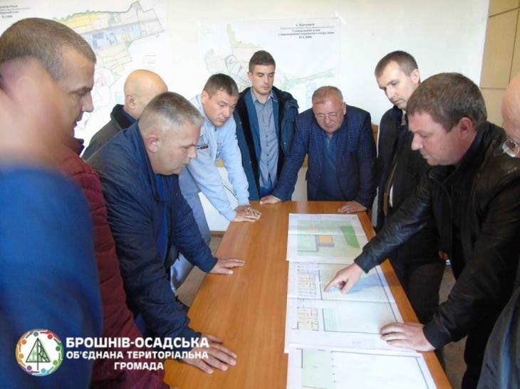 """Результат пошуку зображень за запитом """"У Брошнів-Осаді планують збудувати сучасний спортивний комплекс"""""""