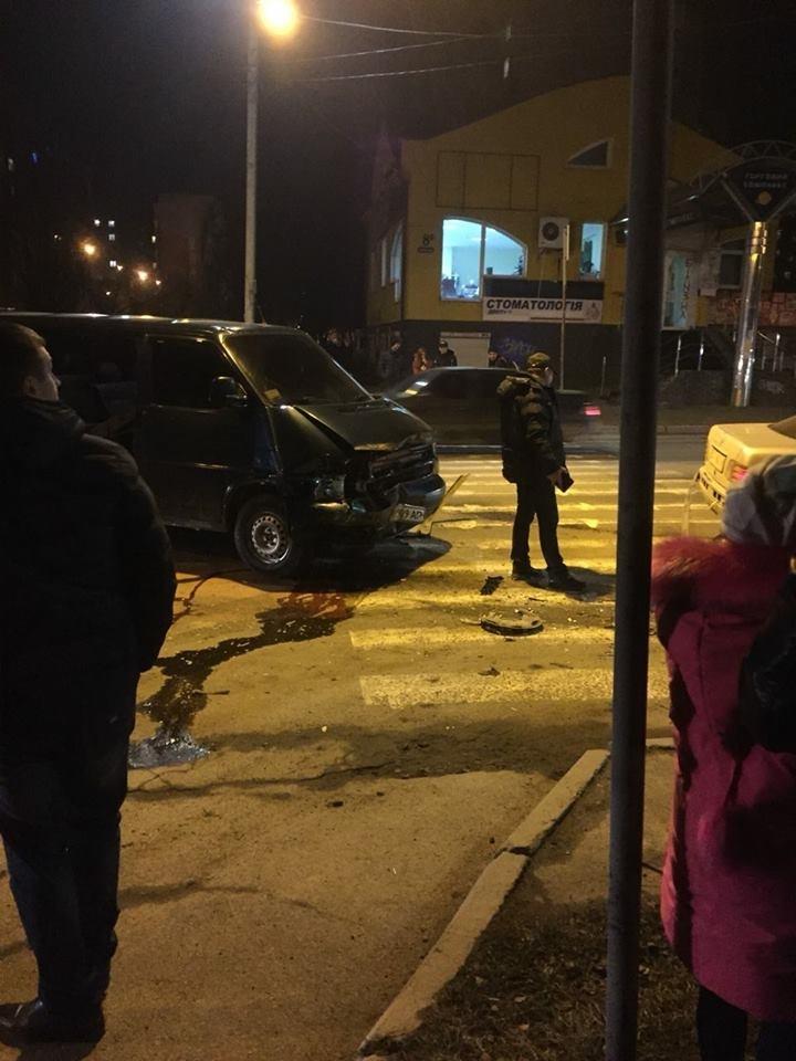 У Франківську п'яний священик потрапив у ДТП , фото-1