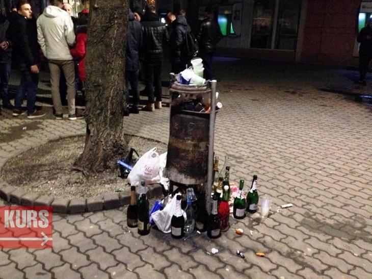 Сотні франківців зустрічали Новий рік біля ялинки. ФОТО, ВІДЕО 1