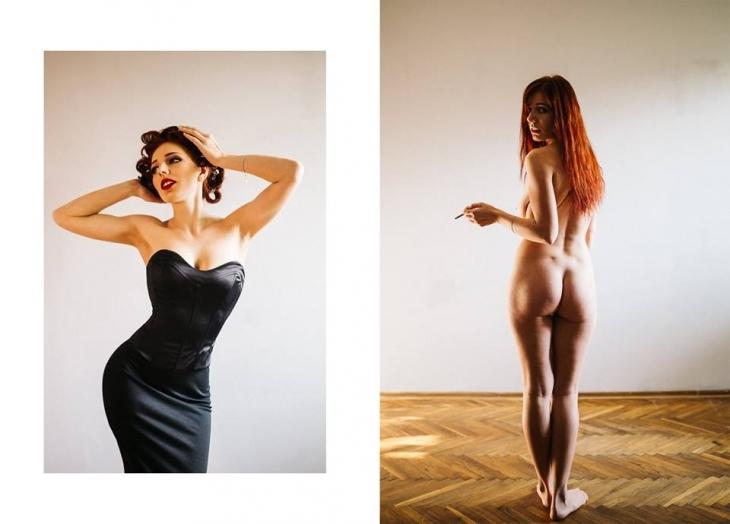 В Івано-Франківську говорили про природну красу жіночого тіла