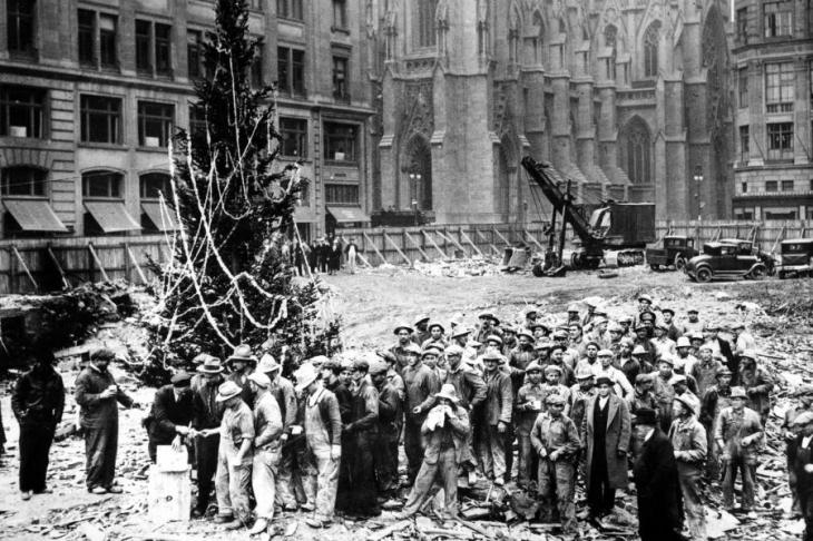 Цікаві факти про Різдвяну ялинку Нью-Йорка 1