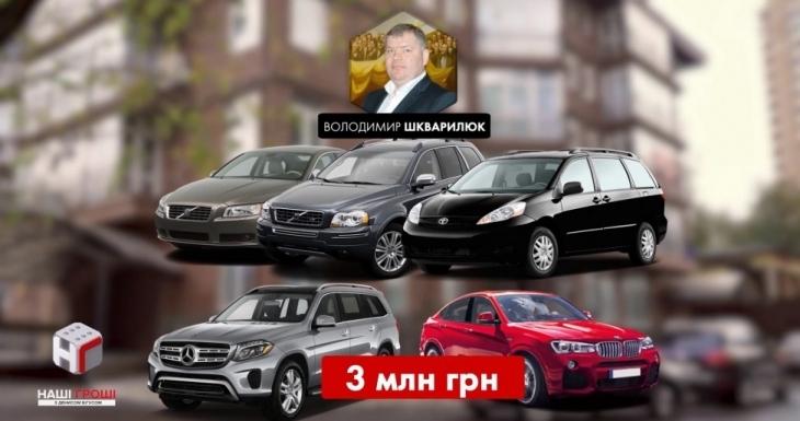 Прикарпатський нардеп Шкварилюк купив квартиру в столиці і не соромиться брати компенсацію на оренду житла (фото+відео)