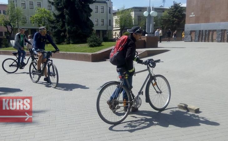 У Франківську стартує безкоштовна Велошкола для усіх, хто хоче навчитися їздити по місту 2