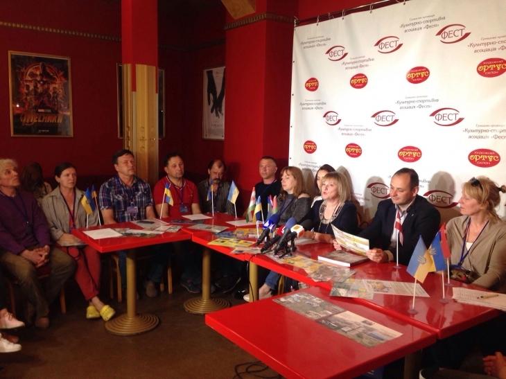 27-й міжнародний пленер художників розпочався в Івано-Франківську (відео)