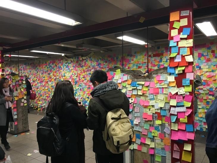 Нью-Йорк – погляд з метро 4