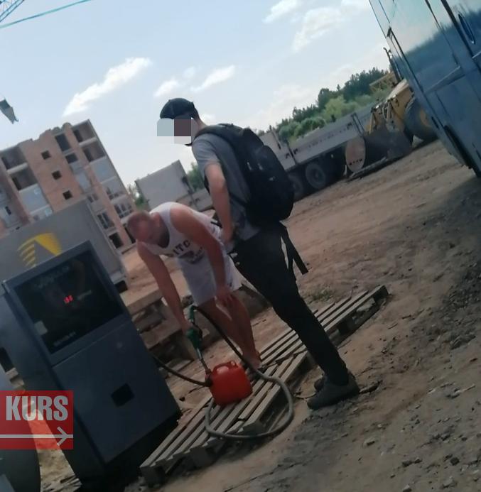 Як працюють нелегальні АЗС в Івано-Франківську, яким міська влада оголосила війну 1