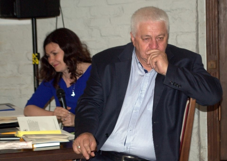 Вбратися в крила: поет Богдан Томенчук представив франківцям нову книгу. ФОТО 2
