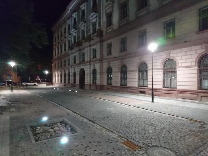 Вулиця Лесі Українки у центрі Франківська таки буде пішохідною