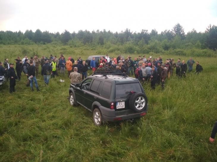 Знайшли хлопчика, який загубився в лісі на Рожнятівщині. ФОТО 2