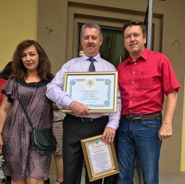 У Франківську відкрили храм – мера і секретаря міськради нагородили подяками Папи Римського. ФОТО 3