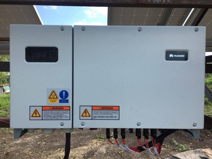 Сонячну електростанцію для дому потужністю 31 кВт змонтовано в Підвисокому 2