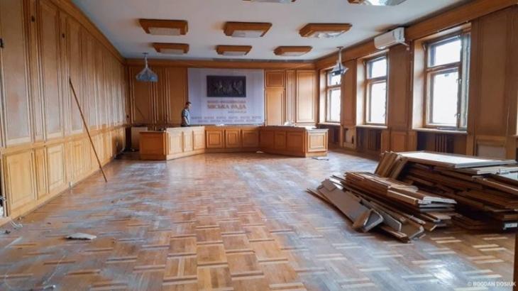 """За майже 300 тисяч із зали засідань мерії видворили """"радянський дух"""". ФОТО 2"""