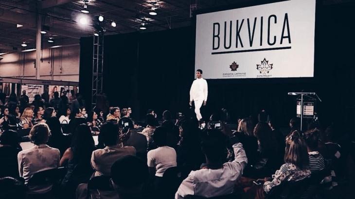 Франківський бренд одягу був представлений у fashion show на міжнародній виставці у Канаді (фотофакт)