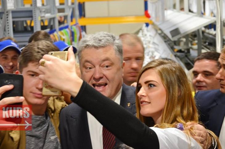 Інвестиційний клімат змінився кардинально, – Порошенко відкрив завод Leoni в Коломиї. ФOТО, ВІДЕО 4