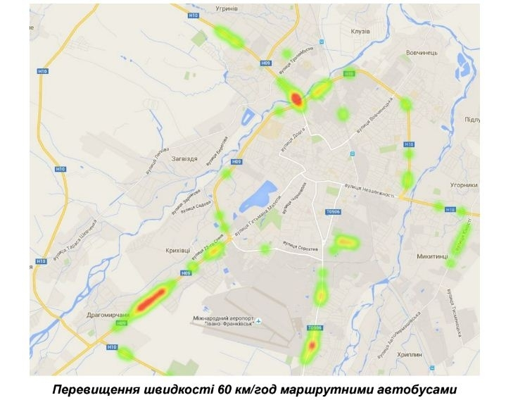 """""""Vision Zero"""" для Франківська: чому у місті стільки ДТП і що з цим робити 2"""
