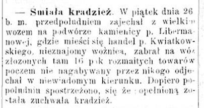 Станиславівські оголошення: незвичайні злочини старого міста 1