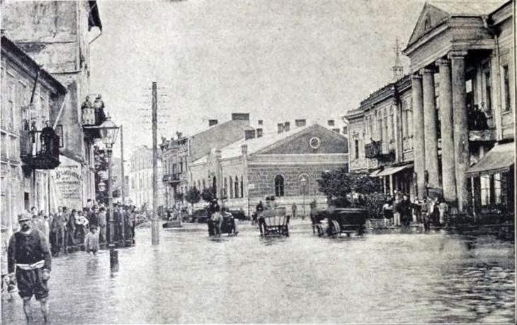 Станиславівські оголошення: стихійні лиха давнього міста