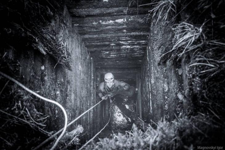 На Верховинщині досліджували печери, куди незабаром запросять туристів. ФОТО 6