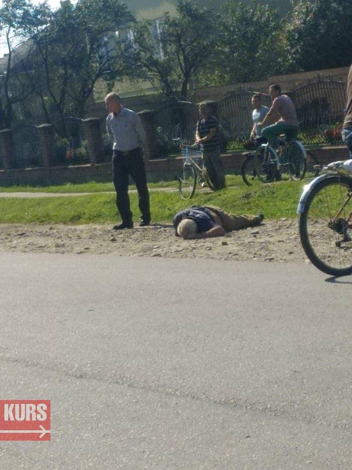 Стали відомі подробиці смертельної ДТП за участі автомобіля начальника прикарпатської поліції (фото+відео)
