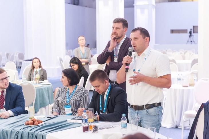 Новий лідер Володимир Гергелюк став учасником зустрічі YES. ФОТО, ВІДЕО 2