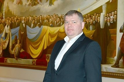 Володимир Шкварилюк