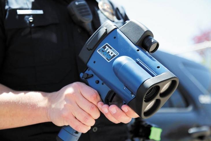 Стало відомо на якій із прикарпатських доріг стоятимуть поліцейські із приладом вимірювання швидкості