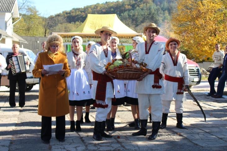 На Тлумаччині відбувся фестиваль капусти (фоторепортаж)