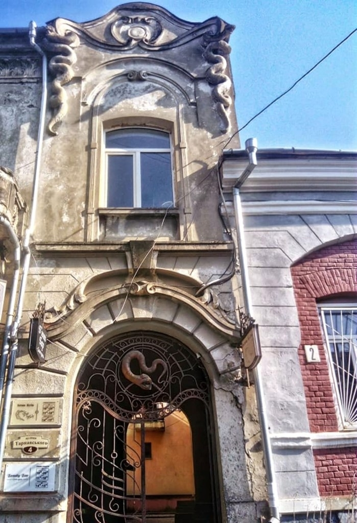 7 найзагадковіших будинків Івано-Франківська 2