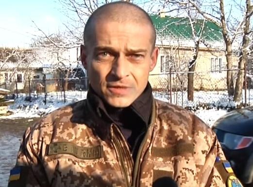 Завтра до Івано-Франківська привезуть тіло полеглого у зоні АТО офіцера-розвідника (фото)